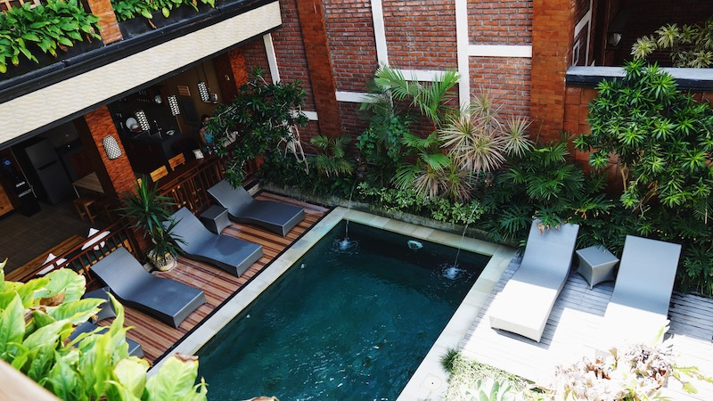 Outpost Canggu Coliving. Photo: Coconuts Bali